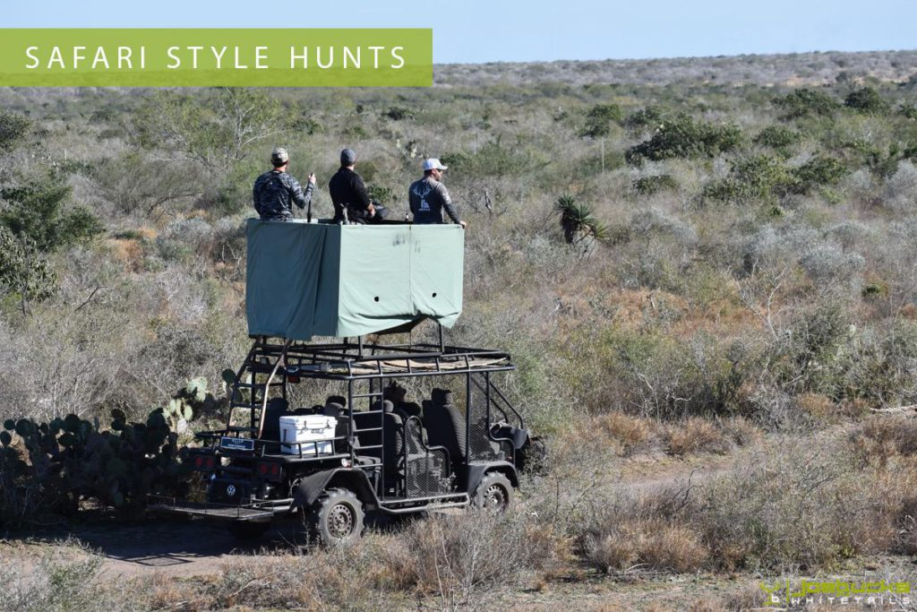 Safari Style Hunts